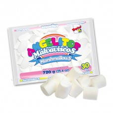 Marshmallows Gigante Blanco Guandy 720 gr