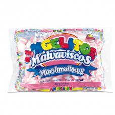 Marshmallows Starlight Rosado Guandy 335 gr