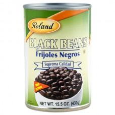 Frijoles Negros Roland 439 gr