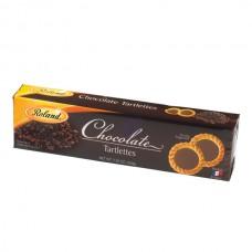 Tartaletas de Chocolate Roland 200 gr