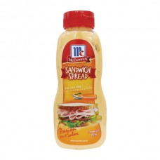 Sandwich Spread Squeeze McCormick 315 gr