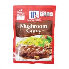 Mezcla Salsa Gravy Hongos McCormick 21 gr