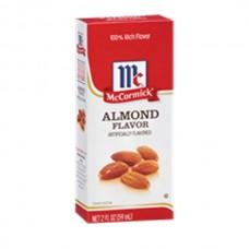Extracto de Almendra McCormick 59 ml GF