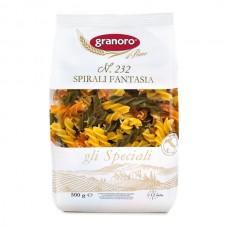 Pasta Spirali Fantasia Granoro #232 500 gr
