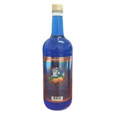 Licor Blue Curacao Salicsa 750 ml
