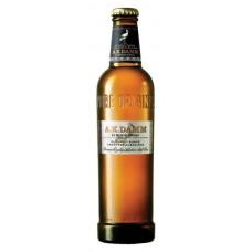 Cerveza Alsaciana AK Damm Botella 330 ml