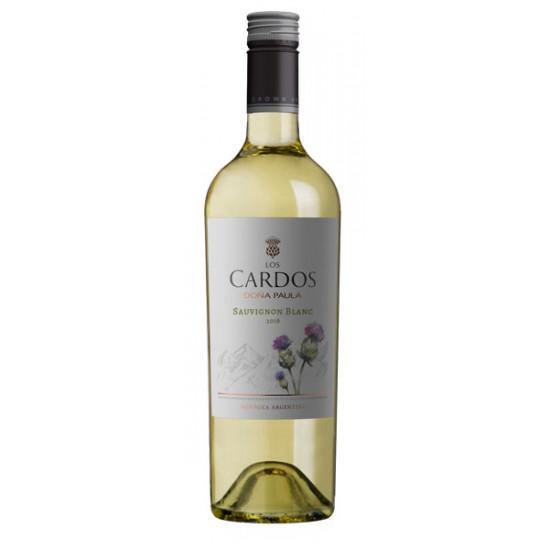 Vino Doña Paula Los Cardos Blanco Sauvignon Blanc 750 ml