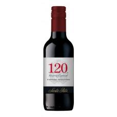 Vino Santa Rita 120 Reserva Tinto Cabernet Sauvignon 187 ml
