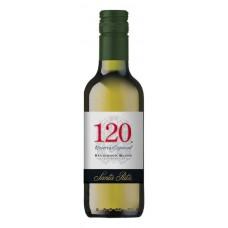 Vino Santa Rita 120 Reserva Blanco Sauvignon Blanc 187 ml