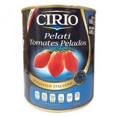 Tomate Pelado Lata Cirio 800 gr