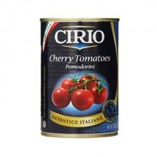 Tomate Cherry Cirio lata 400 gr