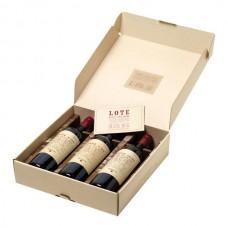 Vino Norton Lote Gran Reserva Tinto Malbec 750 ml/3 pack